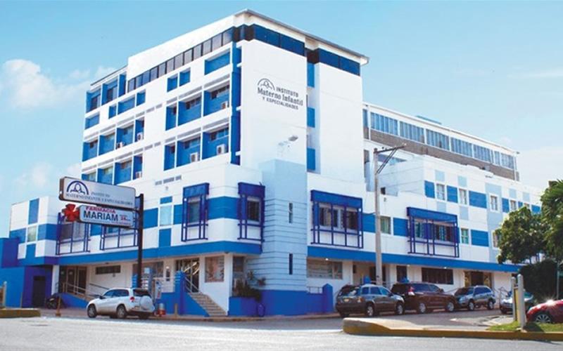 Contacto Instituto Materno